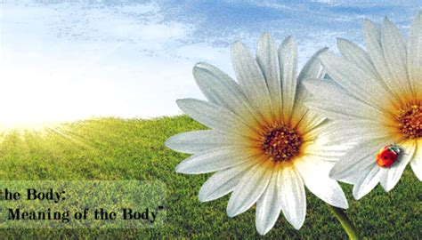 the analogy of the flower keen for god