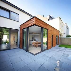 annexe maison bois myqtocom With cout annexe construction maison