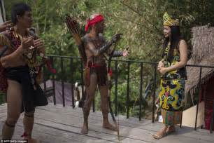 indonesian tattooists revive tribal traditions  hand