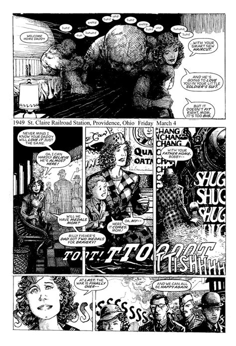 preview monsters barry windsor smiths epic graphic