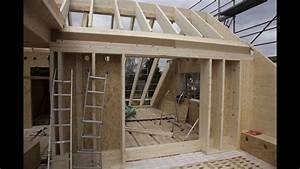 Selber Ein Haus Bauen : niedrigenergiehaus passivhaus foto dokumentation vom bau youtube ~ Bigdaddyawards.com Haus und Dekorationen