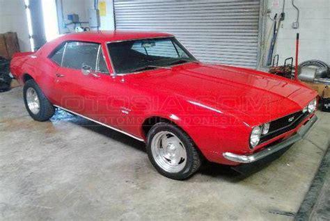 dijual mobil bekas semarang chevrolet camaro 1967