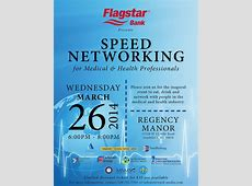 Speed Networking for Medical and Health Professionals