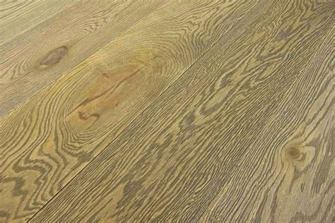 tea pickled oak flooring made in italy light pale color