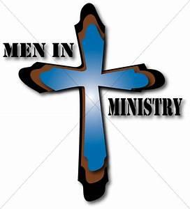 Men's Ministry Word Art