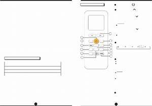 Midea Rg70e2 2   Bgef Remote Control Manual Pdf View