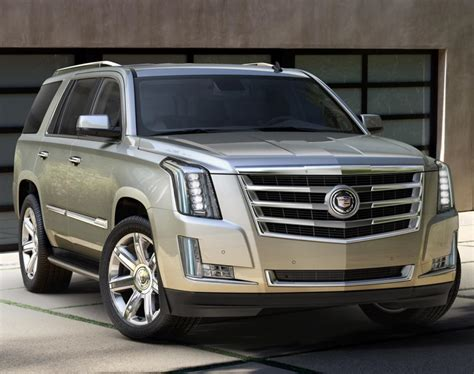 Best Large Suv by Best Luxury Large Suv For Families 2015 Cadillac Escalade