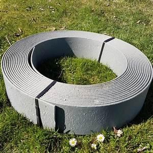 Beeteinfassung Rasenkante Beetumrandung Ecolat 19cm X 125m