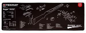 Beck Tek  Llc  Tekmat  R441022 Ruger 10