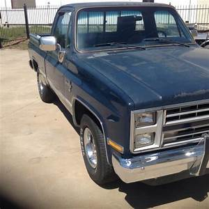 86 Chevy Swb Pickup 86 000 A  T 305 V8 For Sale