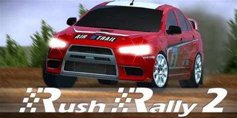 Le rallye est un type de compétition automobile qui diffère de la course sur circuit pour plusieurs raisons. Rush Rally 2 : le jeu de caisse qui roule sur la concurrence (trailer) | Jeux, Jeu voiture, Jeux ...