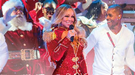Mariah Carey All I Want For Christmas Is You Tour 2018 The