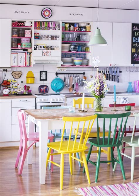 bright pink kitchen accessories 15 best ideas about yellow table on rustic 4916