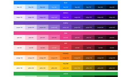 colors in css 20 css color palettes