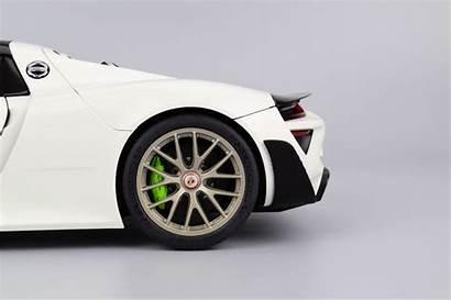 Porsche Spyder Autoart Weissach Package Diecastsociety