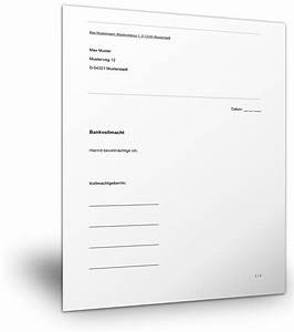 Rücktritt Kaufvertrag Möbel Musterbrief : bankvollmacht muster download ~ Lizthompson.info Haus und Dekorationen