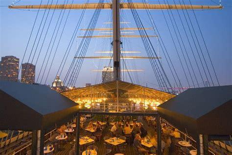 Boat Restaurant Philadelphia by Moshulu Dining On A Ship In Philadelphia Photo B