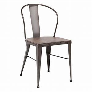 Chaise Industrielle Metal : chaise industrielle vintage en m tal 631 4 ~ Teatrodelosmanantiales.com Idées de Décoration