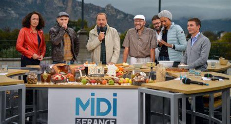 emission cuisine 2 en direct sur 3 dans l émission midi en 27 octobre 2016 eric boisset