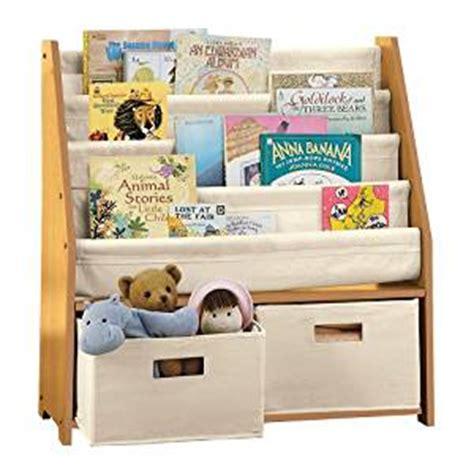 Childrens Bookcase Sling by Sling Bookshelf With Storage Bins