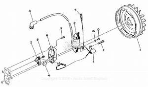 Robin  Subaru Ey14b Parts Diagram For Magneto  Flywheel  Ignition