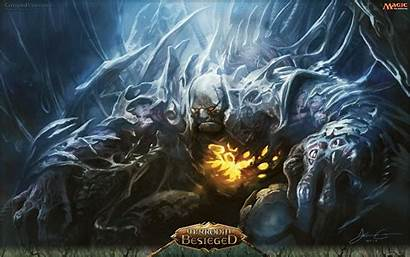 Magic Corrupted Conscience Gathering Week Wallpapers Wallpoper