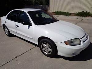 Find Used 2005 Chevrolet Cavalier Base Sedan 2 2l 4 Cyl