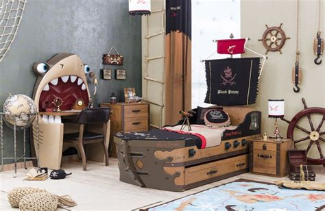 Kinderzimmer Junge Pirat by Einrichtungsbeispiel Piratenzimmer Kinderzimmer Pirat In