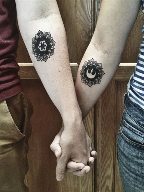 Small Tattoos Couples