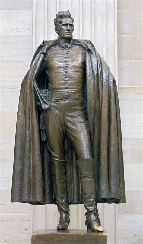 andrew jackson national statuary hall collection wikipedia