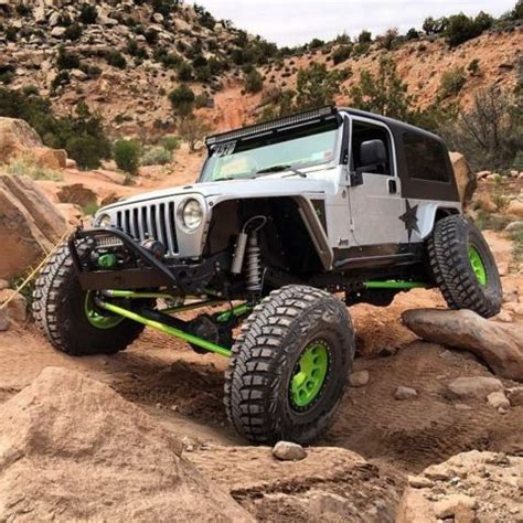 jeep wrangler unlimited rubicon supercharged built