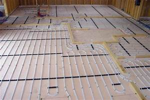 Borders Underfloor Heating Supply And Install Underfloor Heating For New Build House In The