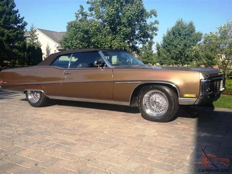 1970 Buick Electra 225 For Sale by 1970 Buick Electra 225 Convertible Low