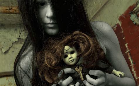 creepy ghost girl wallpapers hd wallpapers id
