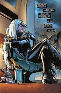 black cat comics comics black cat vows on spidey in preview of