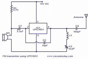 Fm Transmitter Menggunakan Upc1651