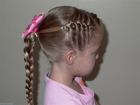 Braid Hairstyles For Lil Girls
