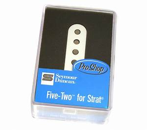 Guitar Parts Factory  Seymour Duncan Ssl52 Fivetwo For