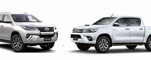 The All New Hilux Revo And Fortuner