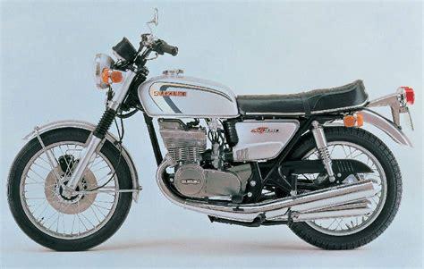 Suzuki Gt380 by Suzuki Gt380