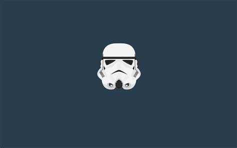 stormtrooper, Star Wars, Minimalism, Helmet Wallpaper ...