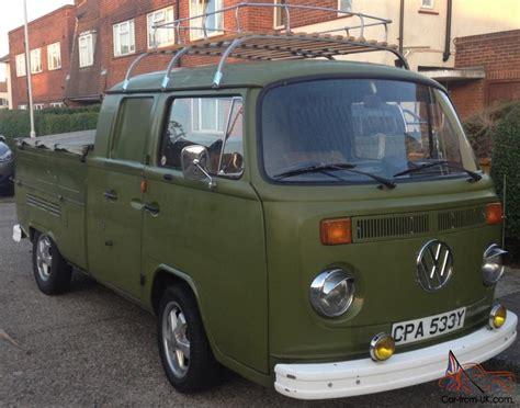 Volkswagen Double Cab Pick Up Type 2