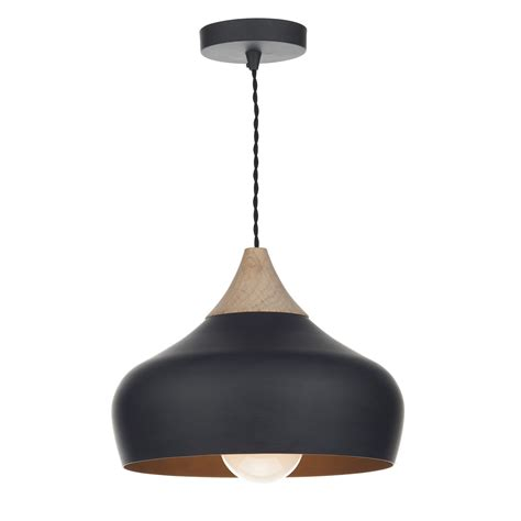 hicks and hicks wren black pendant light hicks hicks