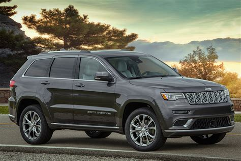 2019 Jeep Grand Cherokee New Car Review Autotrader