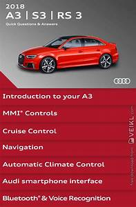 Audi A3    S3    Rs3 Quick Questions And Answers Guide Us