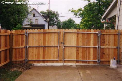 ft gate plans click  enlarge wood fence styles  hoover fence  fence pinterest