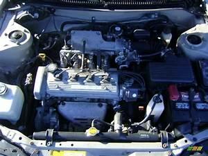 1997 Toyota Corolla Standard Corolla Model 1 6 Liter Dohc 16