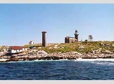 Matinicus Rock Lighthouse, Maine at Lighthousefriendscom