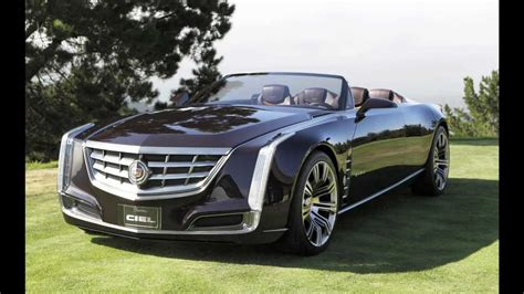 Real World Test Drive Cadillac Convertible - YouTube