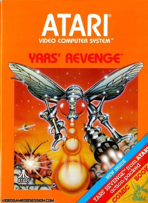The Best Atari 2600 Boxcartridge Art According To My
